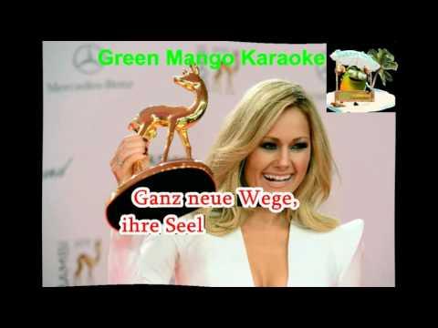 Alice im Wunderland   Helene Fischer Karaokeversion Green Mango