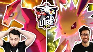 Can I Beat the Pokemon World Champion?! WBE VGC Week 1 - Vikavolts vs Dracovish