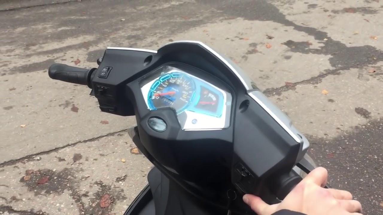 Электросамокат с сиденьем Uber Scoot 1000w 36v. Честный обзор .