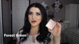 Desio Sensual Color Lenses in Forest Green HD Review Thumbnail