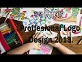 Professional Logo Design 2018.লোগো ডিজাইন 2018।