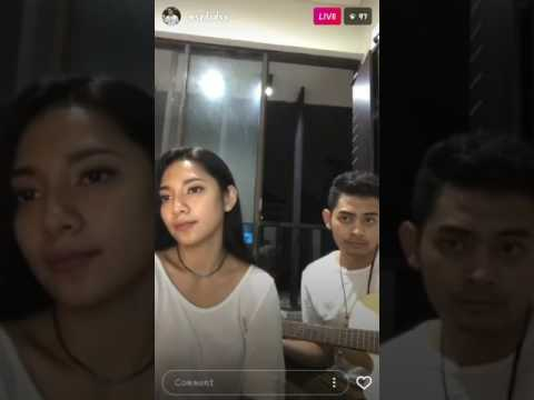 Tompi Aku Jatuh Cinta Cover By DINDA KIRANA & MIQDAD ADDAUSY