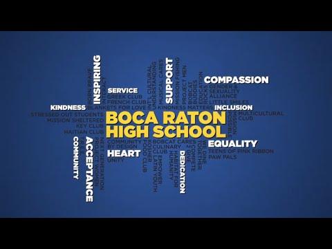 Boca Raton High School Clubs Promote Kindness, Inclusivity, Service