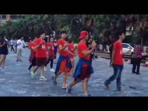 """We Friends Dancer Club"" Dance At Olympic Stadium on 27-09-2015 Part1"
