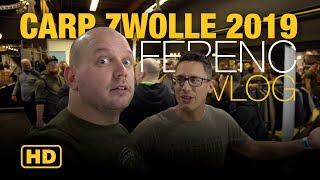 ? Ferenc fishing op CARP ZWOLLE 2019 - Vlog ?