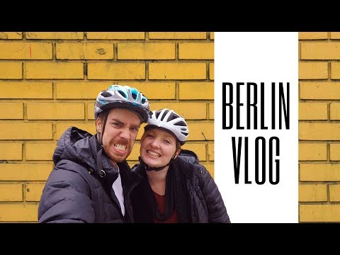 TRAVEL VLOG #10 - Germany Pt. 3 // The best way to get around Berlin!