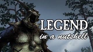 [Vermintide 2] Legend in a nutshell