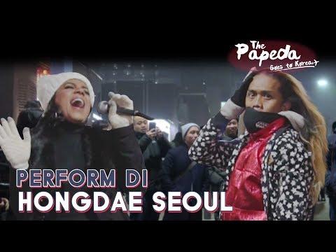 [THE PAPEDA] Eps  6 - PERFORM DI HONGDAE SEOUL