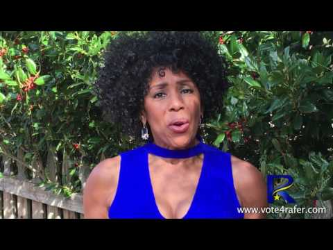 Actress Dawnn Lewis Endorses Rafer Johnson for Mayor_City of South Fulton_Vote4Rafer