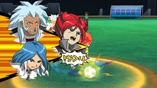 Inazuma Eleven Go Strikers 2013 The Genesis Vs Little Gigant Wii 1080p (Dolphin/Gameplay)