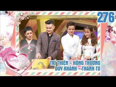 VỢ CHỒNG SON |VCS #276 UNCUT | Huỳnh Tú ĐƯỜNG MỘT CHIỀU và chuyện 'đòi yêu' của anh chồng kém 5 tuổi