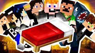 Minecraft - CSOPORTOS BEDWARS KIHÍVÁS 2!