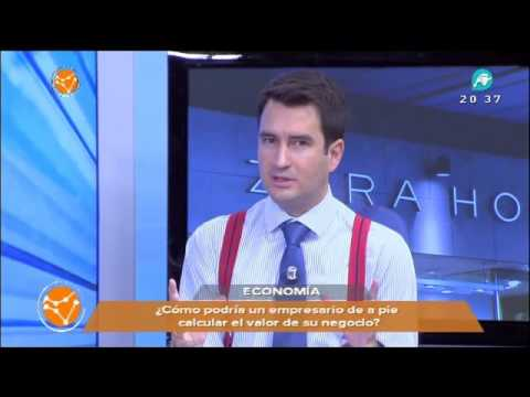 Pablo Gimeno da las claves para convencer a un inversor