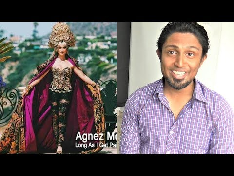 Thumbnail: AGNEZ MO - Long As I Get Paid REACTION