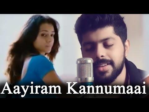 Aayiram kannumai   Sung by Patrick Michael   malayalam cover song   Malayalam unplugged