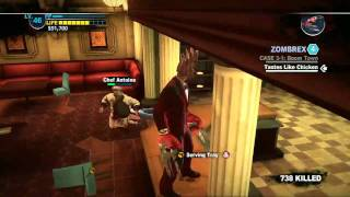 Dead Rising 2 - Tastes Like Chicken Psychopath Guide