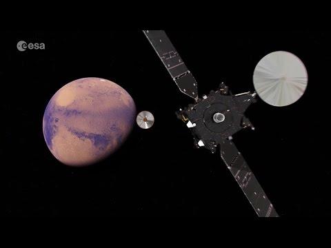 ExoMars: From separation to landing