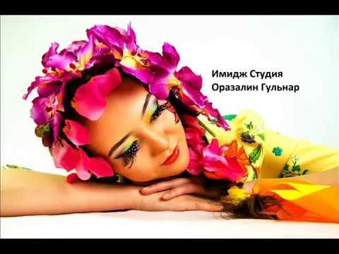 "Свадебная прическа и макияж от салона ""Ля Мур"" (Уфа). Испанка"