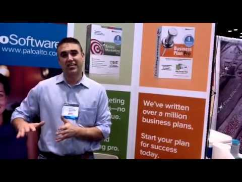Business Plan Pro from Palo Alto Software at NRA 2011