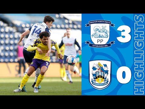 Preston Huddersfield Goals And Highlights