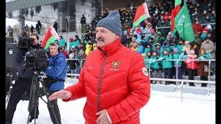 В Раубичах Александр Лукашенко пообщался с журналистами. Главный эфир