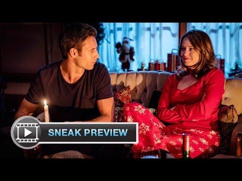 The Christmas Cottage  Exclusive Sneak Peek Merritt Patterson, Steve Lund  Hallmark Channel