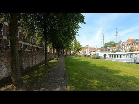 Walking in Zwolle 🌞 | The Netherlands - 4K60