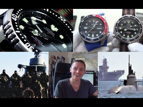 The Marina Militare's Choice - Citizen Promaster Automatic NY0040 Review - Best Diver Under $200?