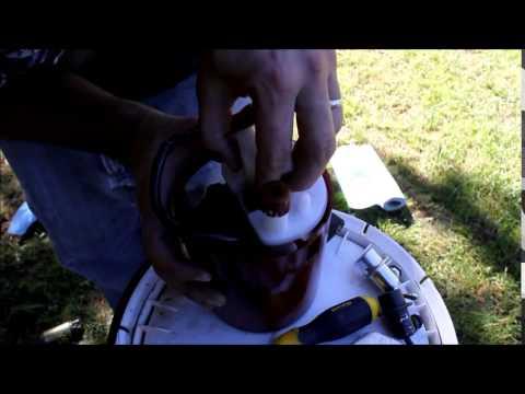 Hyundai Elantra Fuel Filter/Pump/Regulator Replacement - YouTube
