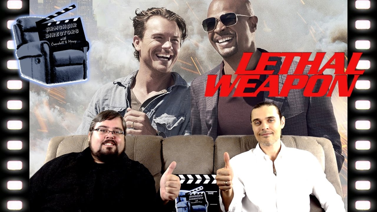 Lethal Weapon (2016) - Armchair Directors TV review - YouTube