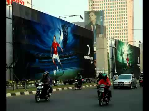 Nike Commercial Advertising - Indonesia Apparel Asian Cup 2007.mp4