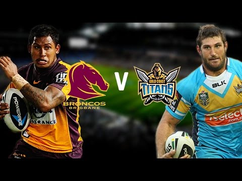 Rugby League Live 2 - Career Mode Round 5 (Broncos)