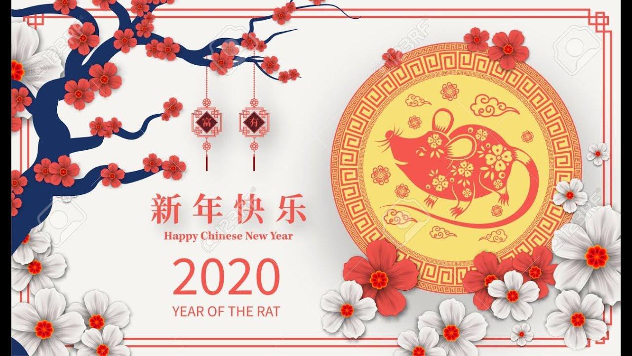 Celebrating Chinese New Year (2020)