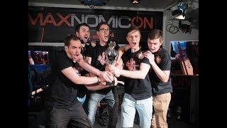Spandauer Inferno vs. Team Unge | Eindrücke von der MAXNOMICON | TaKeTV