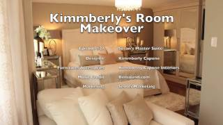 Kimmberly Capone Designs Spa-Inspired Master Suite - Ep 27