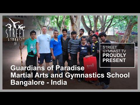Guardians Of Paradise - Martial Arts & Gymnastics School - India Bangalore 2013.