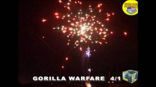 GORILLA WARFARE - WC