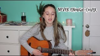 NEVER ENOUGH - THE GREATEST SHOWMAN (Cover by Abi Silverberg)