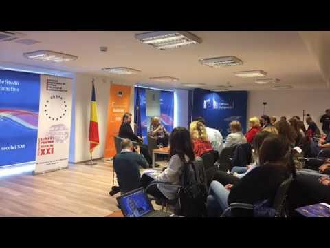 Citizens' Dialogue in Bucharest with Commissioner Corina Crețu