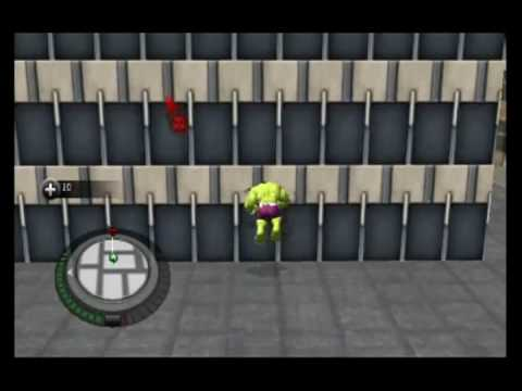 The Incredible Hulk Movie Game Walkthrough Part 26 (Wii)