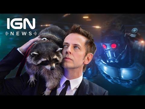 James Gunn Will Direct Guardians of the Galaxy Vol. 3 - IGN News