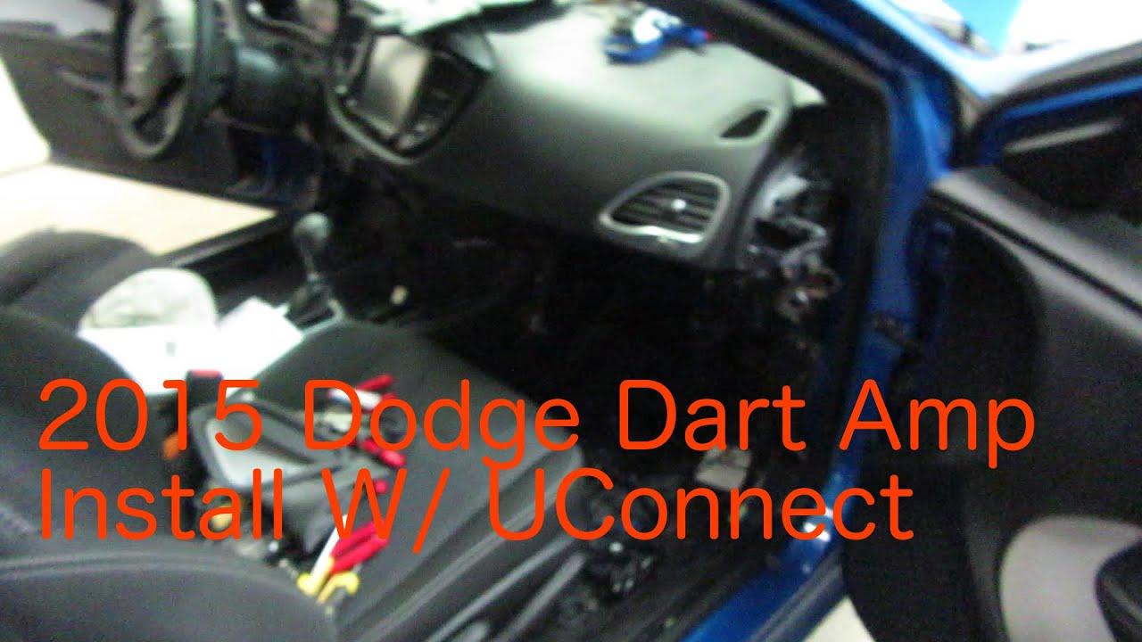 2016 Dodge Dart Sxt Wiring Diagram 78 Shovelhead 2015 Amp Install Tips Youtube