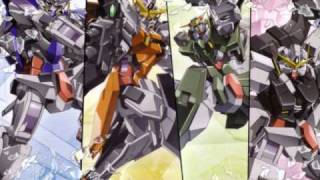 GUNDAM00 OPENING THEME link in description