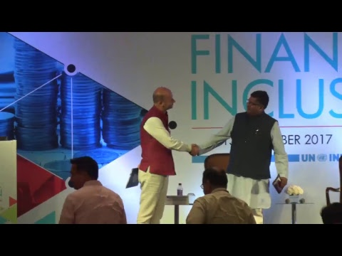 Conclave on financial inclusion