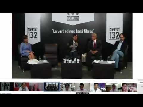 Debate132 #YoSoy132