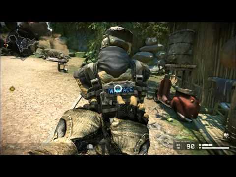 Warface gameplay ita 002 - COOP EST AFRICA