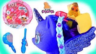 Скачать ПРИЧЕСКА ОТ РАРИТИ MLP Май Литл Пони Сюрпризы ЛОЛ My Little Pony Hair Salon Play Май Тойс Пинк