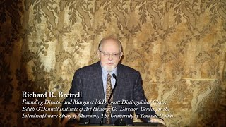 "Richard Brettell: ""The Private Collecting of Impressionism: National to Euro-American to Global"""