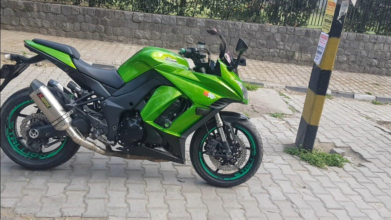 Kawasaki Ninja 1000 Review hindi