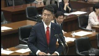 5月25日、衆院法務委員会 清水忠史議員の質問.